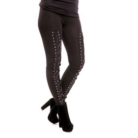 Heartless , Arch corset leggings.