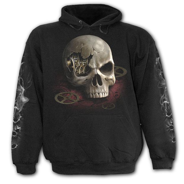 STEAM PUNK BANDIT - Hoody Black