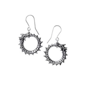 E440 - Jormungand Earrings