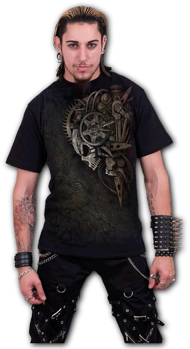 DIESEL PUNK - T-Shirt Black DIESEL PUNK - T-Shirt Black DIESEL PUNK - T-Shirt Black NEW DIESEL PUNK - T-Shirt Black