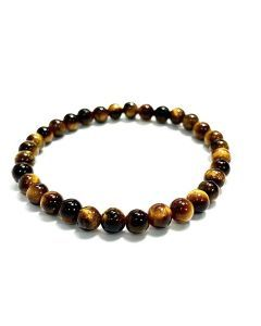 6mm Tiger eye Bead Bracelet (1piece)
